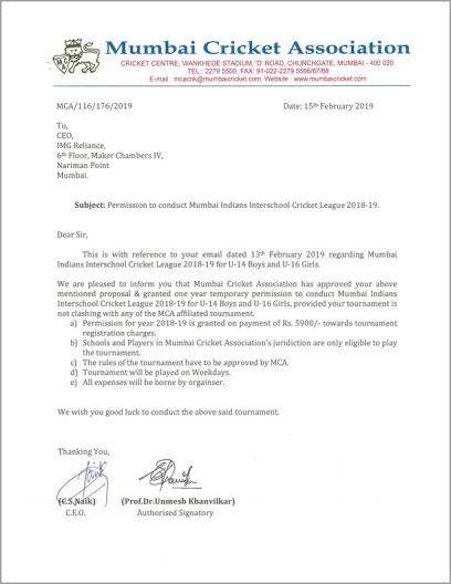 MCA_Letter